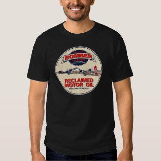 Bomb Motor Oil T-shirts