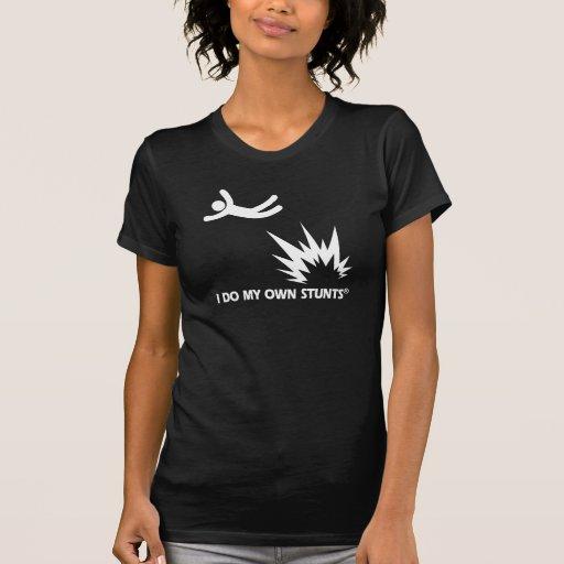 Bomb My Own Stunts T Shirt