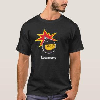 bomb ninja dark t T-Shirt