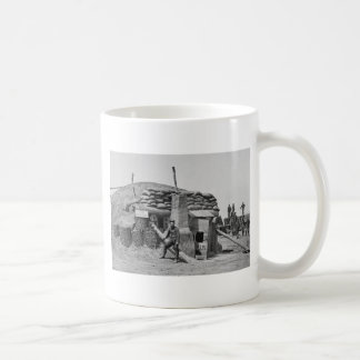Bomb-Proof Quarters,1865 Coffee Mug