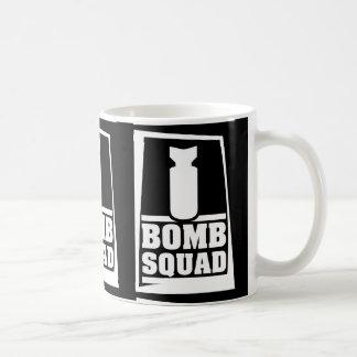 bomb squad coffee mug