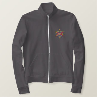 Bomb Squad Embroidered Jacket