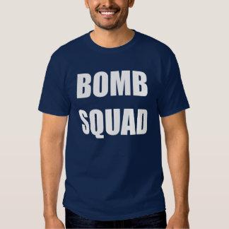 Bomb Squad Shirts
