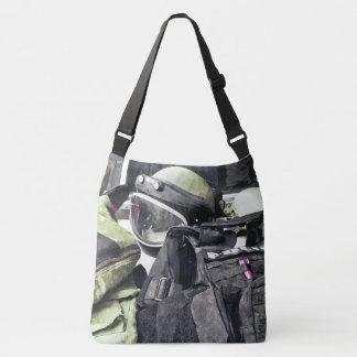 Bomb Squad Uniform Crossbody Bag