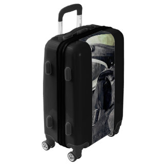 Bomb Squad Uniform Luggage