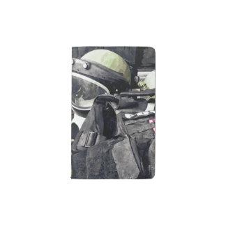 Bomb Squad Uniform Pocket Moleskine Notebook