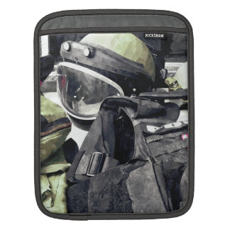 Bomb Squad Uniform Sleeve For iPads