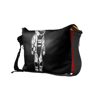 Bomb Suit Courier Bag