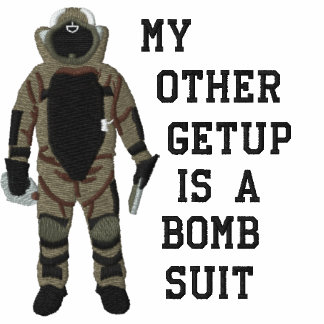 Bomb Suit Polo Shirt