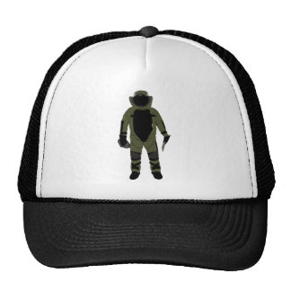 Bomb Suit Trucker Hat