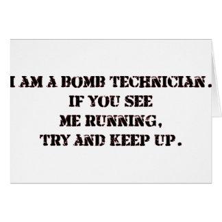 bomb tech cards