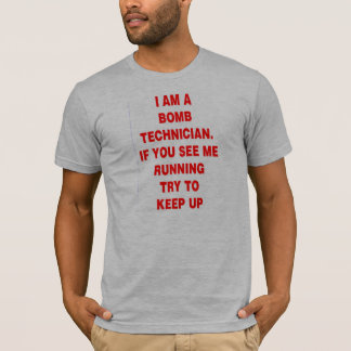 Bomb Techie T-Shirt