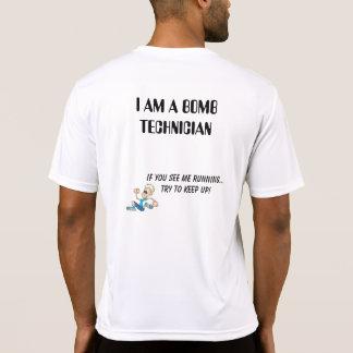 Bomb Technician T-Shirt