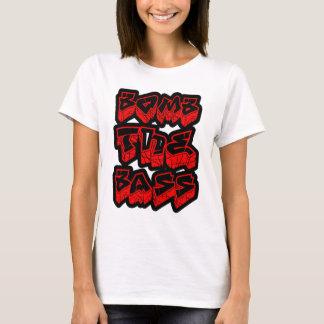Bomb the Bass girls dubstep shirt