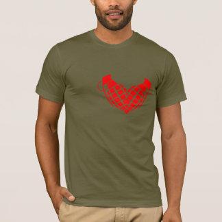 Bomba de amor, corazón de la granada playera