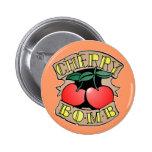 Bomba de cereza 1413032011 Inverso (eje de balancí Pin Redondo De 2 Pulgadas
