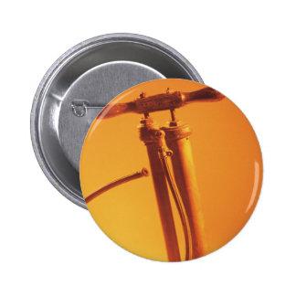 Bomba de ciclo del neumático del vintage del ciclo pins