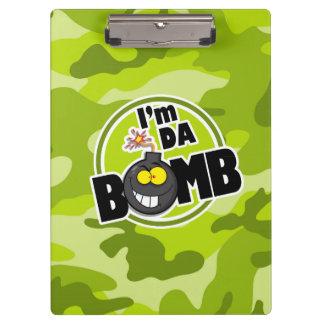 ¡Bomba de DA! camo verde claro, camuflaje