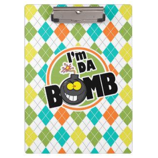¡Bomba de DA!  Modelo colorido de Argyle