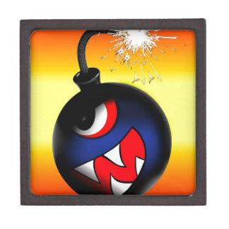 bomba de la cara caliente cajas de regalo de calidad