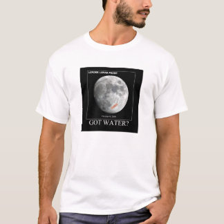 ¿Bomba de la luna - GotWater? Playera