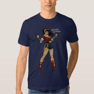 Bomba de la Mujer Maravilla Camisas