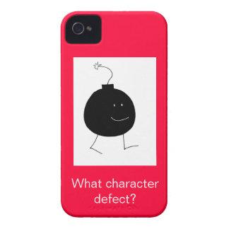 Bomba de la recuperación funda para iPhone 4 de Case-Mate