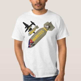 Bomba de Warkites B-26 Polera