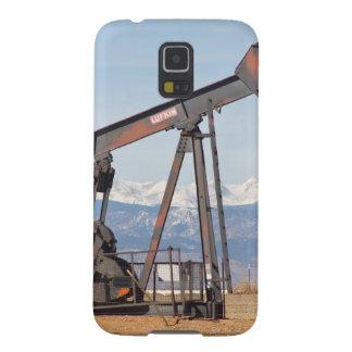 Bomba del pozo de petróleo de Colorado Front Range Carcasa Galaxy S5