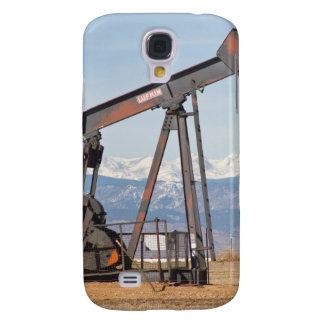 Bomba del pozo de petróleo de Colorado Front Range Funda Para Galaxy S4