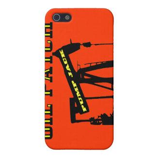 Bomba Jack, caso del iPhone, Oilman, regalo del re iPhone 5 Carcasas