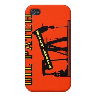Bomba Jack, caso del iPhone, Oilman, regalo del re iPhone 4/4S Carcasa