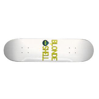 Bomba rubia Hottie Skateboard