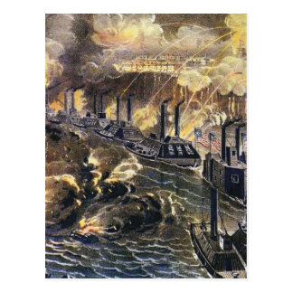 Bombardeo de Vicksburg Postales