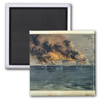 Bombardeo del fuerte Sumter Iman