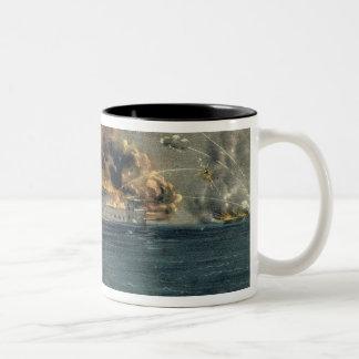 Bombardeo del fuerte Sumter Taza De Café