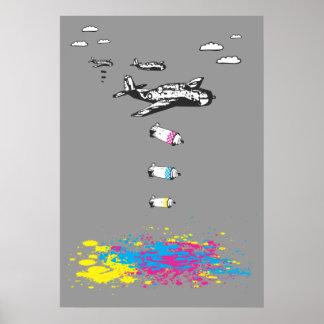 Bombardeo Impresiones