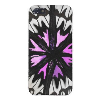 Bombardeos del batik iPhone 5 protectores