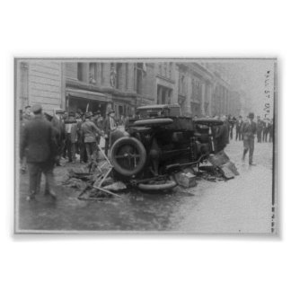 Bombardeos New York City NY 1920 del anarquista Impresiones
