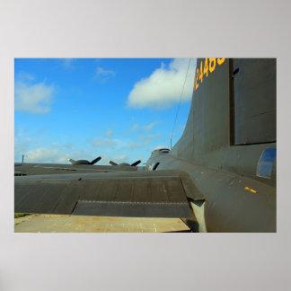 Bombardero B-17 Impresiones
