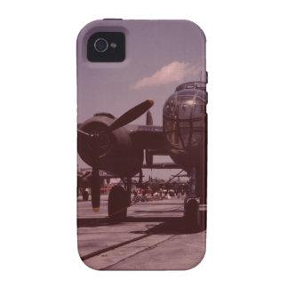 Bombardero B-25 Vibe iPhone 4 Carcasas