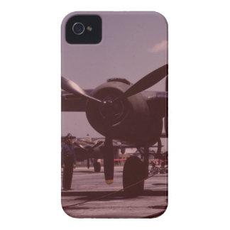 Bombardero B-25 iPhone 4 Fundas