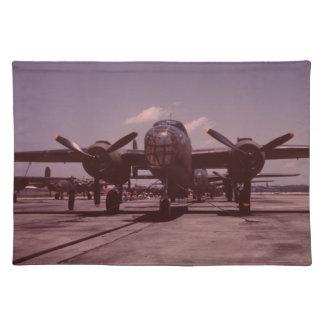 Bombardero B-25 Mantel Individual