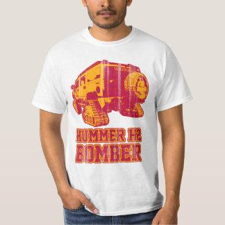 Bombardero de Hummer H2 Playera