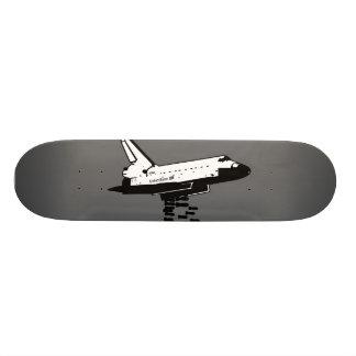 Bombardero de la lanzadera patines