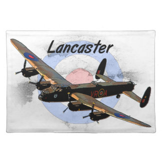Bombardero de Lancaster Mantel