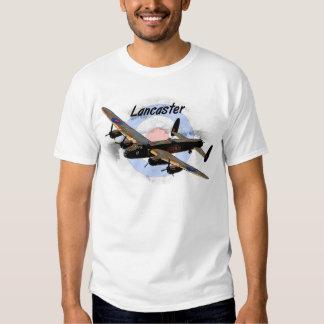 Bombardero de Lancaster Remeras