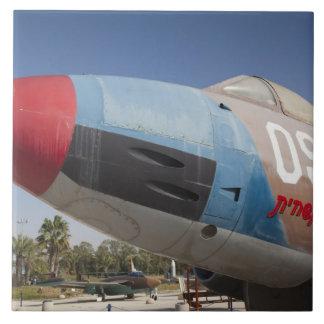 bombardero Francés-construido de Vautour Azulejo Cuadrado Grande