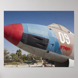 bombardero Francés-construido de Vautour Posters