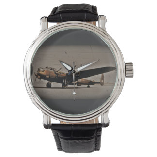 Bombardero pesado británico reloj de mano